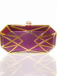 Women's Fashion Minaudiere Clutch Bag