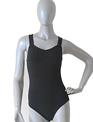 Ballet More Colors Cotton/Lycra Wide Straps  Leotards for Ladies and Girls