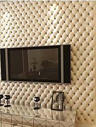 wallpaper contemporaneo rivestimento murale geometrico pvc / parete del vinile di arte