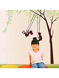 Wall Stickers Wall Decals, Style Childhood PVC Wall Stickers