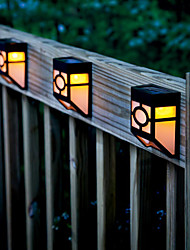 Retro Solar LED Wall Light Garden Lights