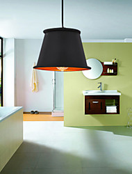 MAX 60W Chandelier ,  Modern/Contemporary Electroplated Feature for Mini Style MetalLiving Room / Bedroom / Dining Room / Study