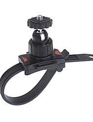 Belt Type Fixed Bracket for Gopro Hero 4/3+/3/2/1 and SJ5000/SJ6000 (Used for Bicycle Helmets /Bicycles/Motorcycles)