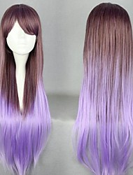 Party Mixed Color Hair High Quality Synthetic Hair