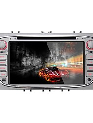 Ford Focus 2007-2011 Car DVD Player Android4.4 2 Din 7'' 800 x 480Built-in Bluetooth/GPS/Radio/WIFI/CANBUS