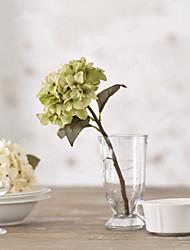 Flesh Green Hyfrangeas Artifical Flowers