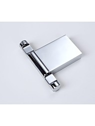 Contemporary Chrome Robe Hooks Bathroom Sqaure Robe Hook Bathroom Accessories Towel Hook zinc