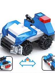 Cool DIY Three Kinds of Model Transformation Assembled Toys for Kids Assembled Educational (10 styles)