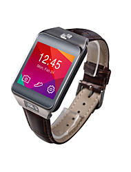 NO.1 G2 Bluetooth 4.0 Wearable Smartwatch, Infrared Remote Control/Heart Rate/Anti-lost for Android/iOS Smartphone
