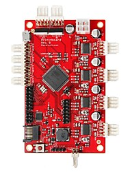 Geeetech Reprap Printrboard Atmel AT90USB1286 Microcontroller Board for 3D Printer