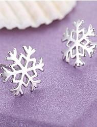 Stud Earrings - aus Sterlingsilber - für Damen
