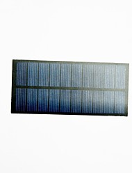 1.5W 5V Partially Prepared Products The Solar Energy Plate for Industry Enthusiasts DIY