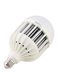 36W E26/E27 Lâmpada Redonda LED A60(A19) 72 SMD 5730 2200 lm Branco Quente Decorativa V 1 pç