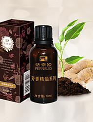 aiqianyi aromatherpay essencial do gengibre óleo aromatizante 10ml