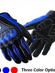 Gants de moto Doigt complet Polyester/Lycra/Maille Comme présenté