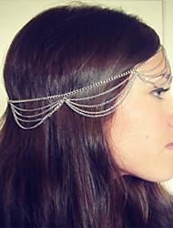multi-couche bande de cheveux chaîne de gland