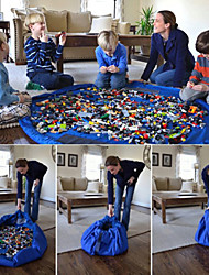pad rápido saco brinquedos armazenamento (tamanho grande)
