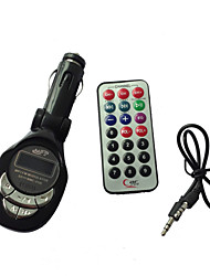 Car MP3 USB / SD / MMC / reproductor con modulador de FM (szc1270)