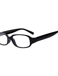 [Free Lenses] Acetate Rectangle Full-Rim Fashion Reading Eyeglasses