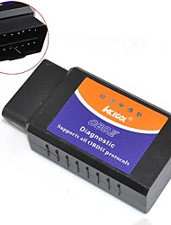 ikkegol interface bluetooth v1.5 obd2 outil de scanner auto diagnostic voiture obdii