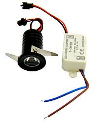 Blanco natural - CA - Luz Empotrada/Fácil Instalación - Luces de Armario - AC 85-265 - V - 1 - ( W )