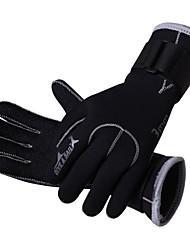 divesail profesionales invierno neopreno de 3 mm guantes de buceo buceo de natación de los hombres adultos mujeres calentamiento traje