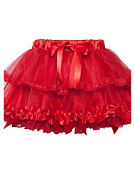 Polyester/Organza A-Line Slip/Ball Gown Slip Short-Length Wedding Petticoats(More Colors)