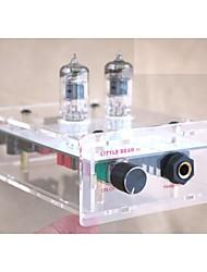 petit ours 6J1 tube de soupape amplificateur casque préamplificateur p2-clair