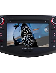 Toyota RAV4 2006-2012 Car DVD Player  Android4.4 2 Din 7 inch 800 x 480Built-in Bluetooth/GPS/RDS/3D UI/SWC/WiFi
