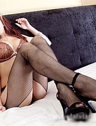 Sexy Damen Polyester )