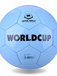 "Winmax® Outdoor PVC Blue  ""Argentina"" Pattern 5# Training Football\Soccer"