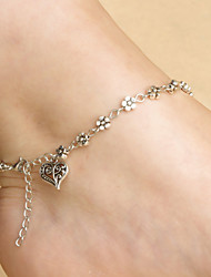 Fashion Love of Metal Anklets