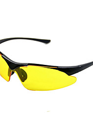 Cycling Night-Vision Wrap Sports Glasses
