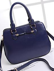2015 new ladies bag simple Korean hand-shoulder diagonal bag wholesale tide fashion PU bag large
