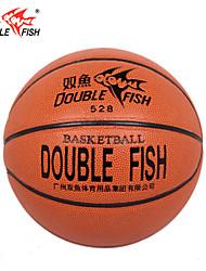 Changhong peixe dupla pu Size5 interior&basquete ao ar livre usado para crianças traing ou competição