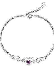 KIKI 925 silver bracelet lovers love angel