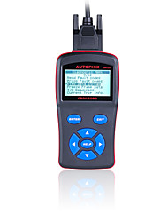 AUTOPHIX® OBDMATE OM520 Diagnostic Tool OBD2/OBDII/EOBD Code Reader Gasoline Cars and Some Diesel Cars