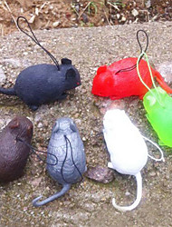 Mice, the simulation soft rubber animals