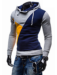 JACK-BOY Men's Casual Hoodie Long Sleeve Sweats & Hoodies (Organic Cotton)
