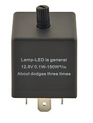 cf14kt voiture condenseur réglable dispositif / flasher pour led (DC11 ~ ~ 0,02 15v 20a)