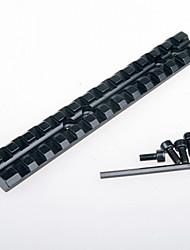 """chasse embasses 5,5 """"x0.78"""" tisserand montage rail Picatinny pour fusil de chasse bricolage portée de fusil de chasse accessoires"""