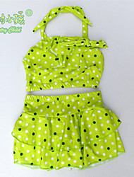 Country Child® Girl's Swimwear Clothing Sets Thin Sleeveless Swimwear (Polyester/Spandex) More Colors Available