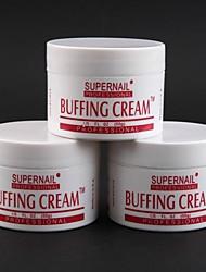 1PC New Nail Art Buffing Cream Nail Polishing Wax Manicure Varnish for Nail Treatment and Decorations