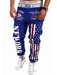 Pantalones ( Algodón Compuesto Hombre