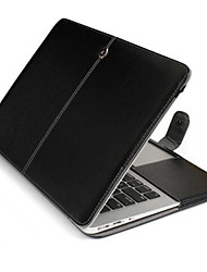 folio cas  flip pu étui en cuir couvercle du support de cas pour Apple MacBook Air 11,6 '' (couleurs assorties)