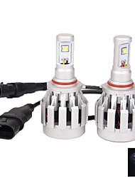 Carmen® 2PCS  20W   9005 High Power High Brightness Cree LED Headlight for Car
