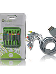 av hd component kabel video kabel voor X-Box 360