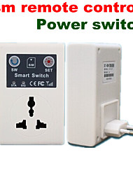 Cellphone Remote Control Power Gsm Switch Socket By Call Or Sms For Home Automation