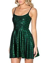 Fair Lady®Mermaid Dress 180gsm Milk Fiber lady Jumper Skirt MG1