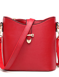 Lucky Unisex Euro Style Newest Fashion PU Shoulder Bag
